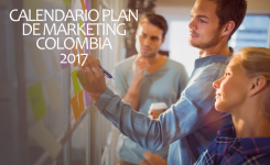 Calendario plan de marketing